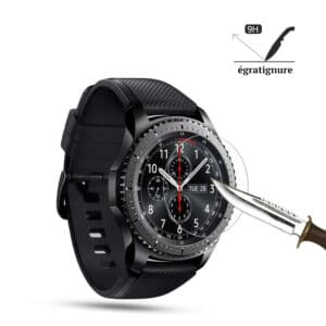 Verre trempé Samsung Galaxy Watch Active